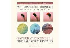 With Confidence | Broadside
