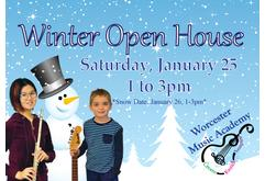 WMA Winter Open House