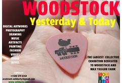 WOODSTOCK : YESTERDAY & TODAY (Exhibition Opening Ceremony).