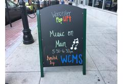 Worcester Chamber Music Society - Music on Main, Spring