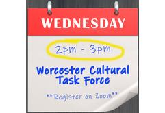 Worcester Cultural Task Force - January 20, 2021