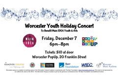 Worcester Youth Holiday Concert!