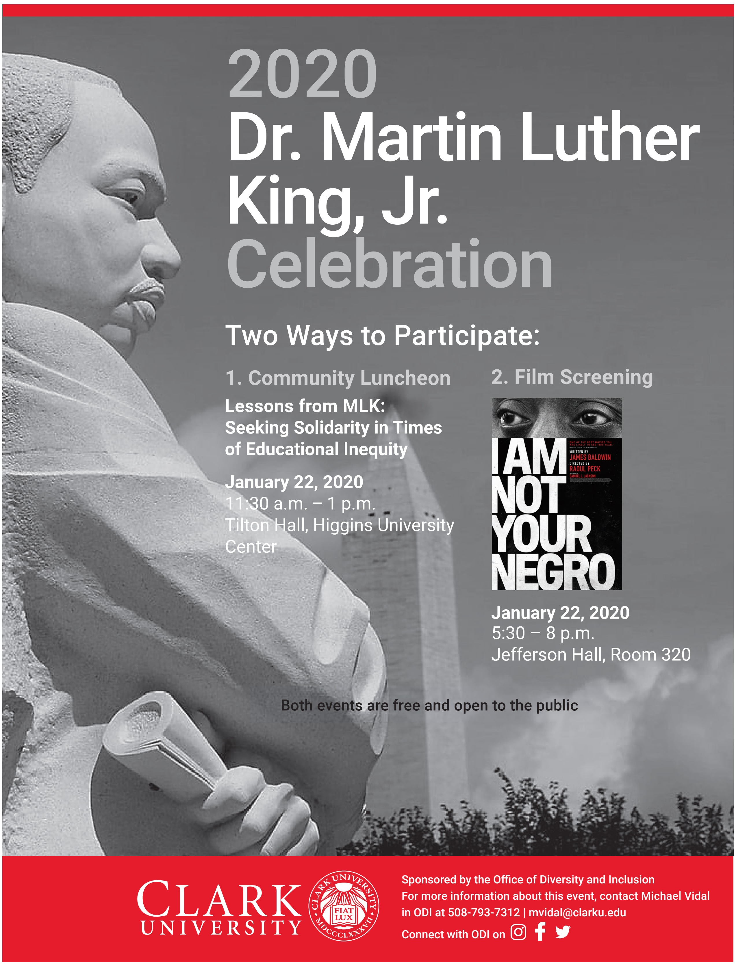 martin luther king jr day - photo #35