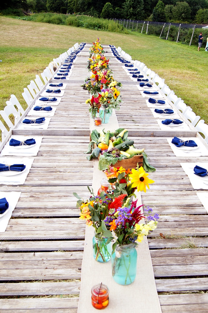 Farm To Table Dinners At Indian Head Farm Local Event