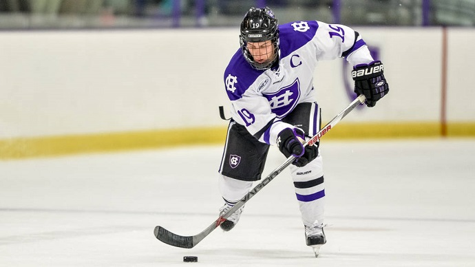 Image result for holy cross hockey 2018