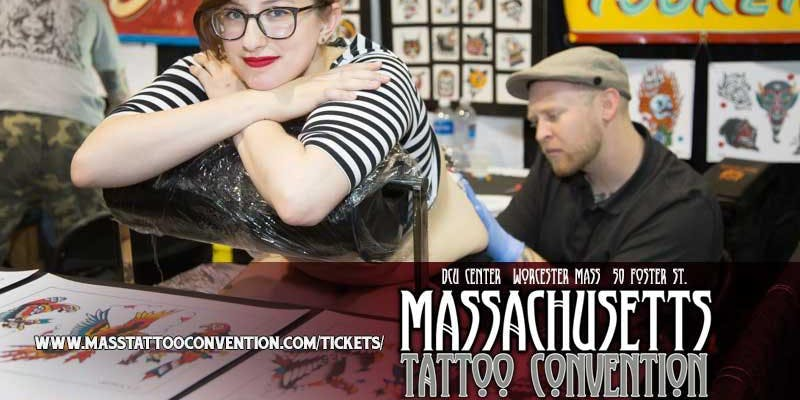 The 3rd Annual Massachusetts Tattoo Convention - Local Event ...