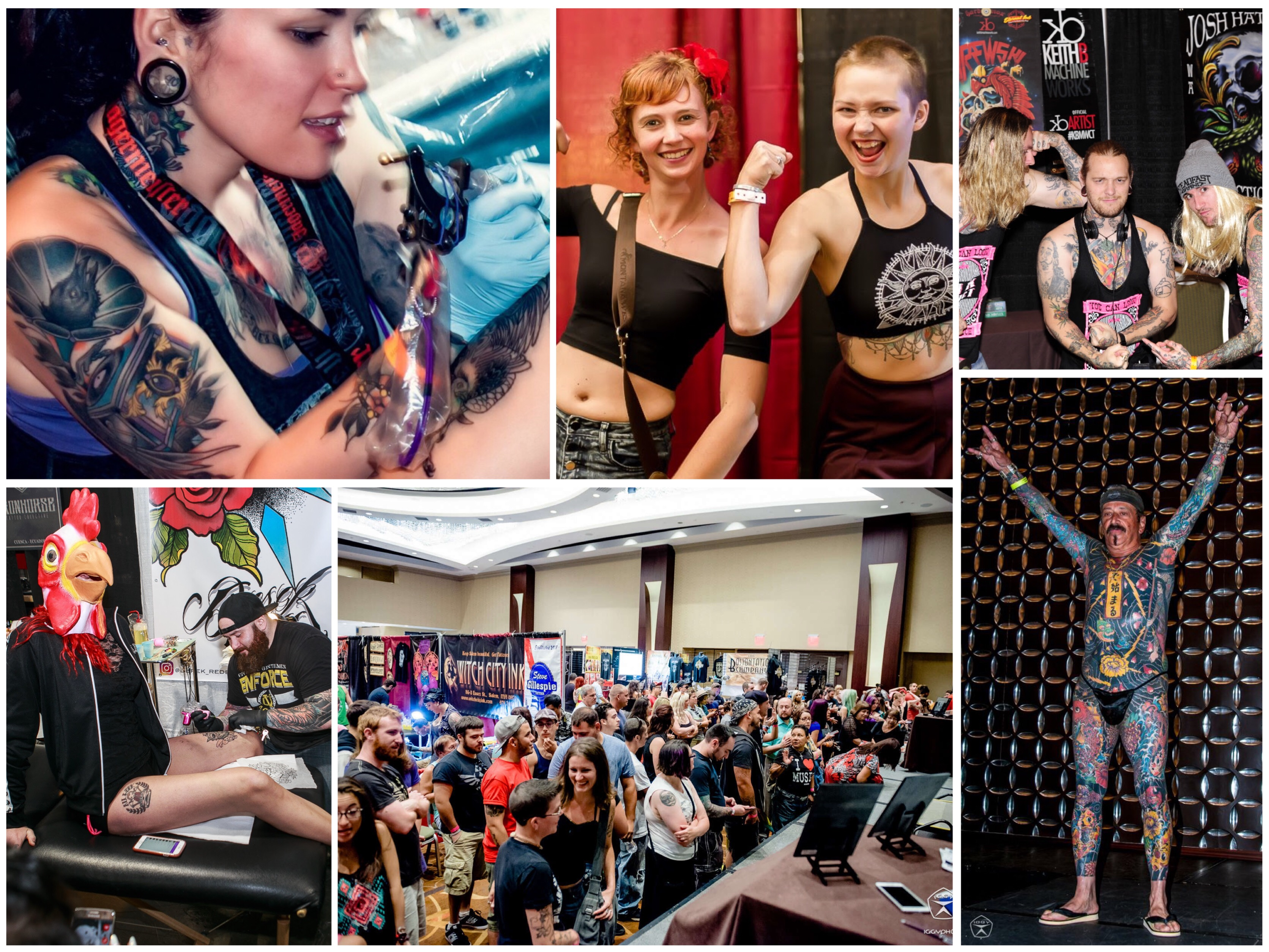 The Third Annual Massachusetts Tattoo Convention - Local Event ...