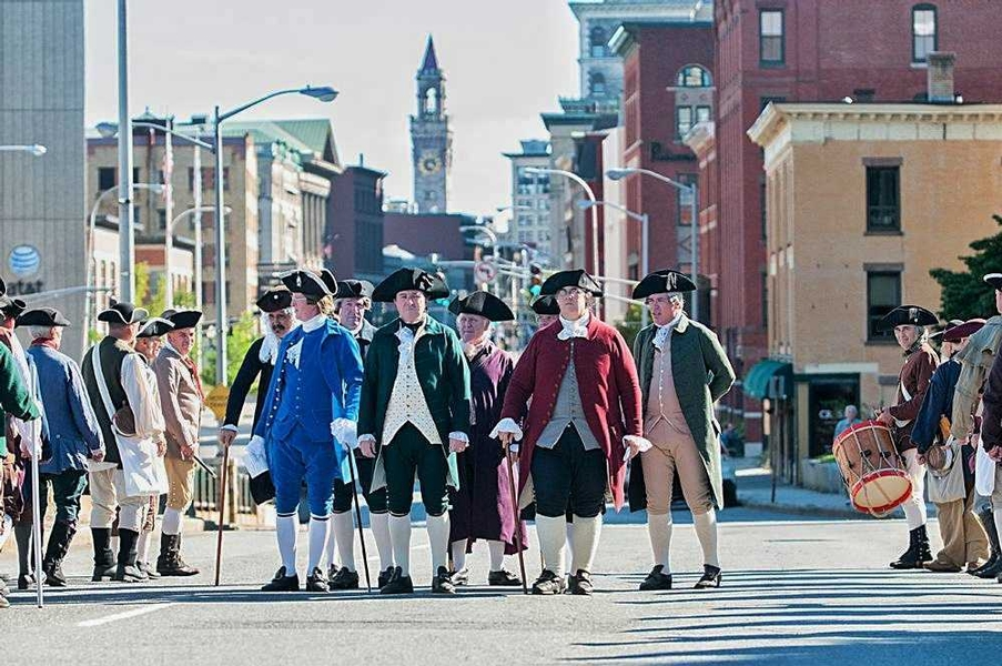 Patriots' Day: Worcester's Role in the American Revolution