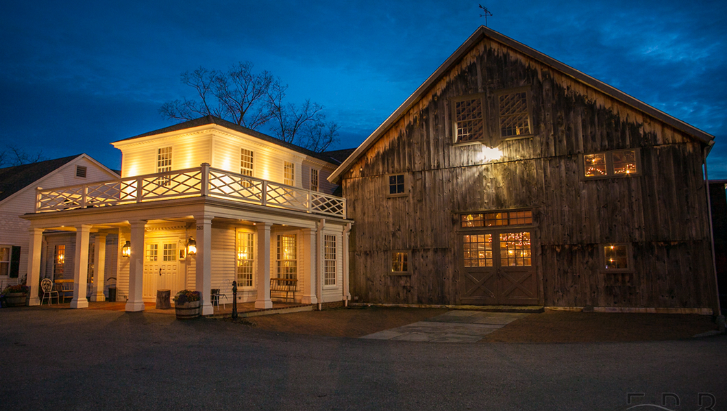 This Enchanting Inn is Throwing an Unforgettable New Year's Eve Bash