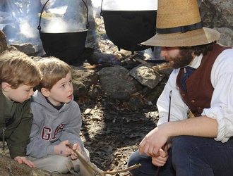 Kids FREE This Weekend at Old Sturbridge Village, Sturbridge