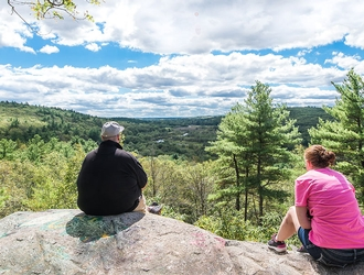 Check Out This Little-Known Overlook For Amazing Views