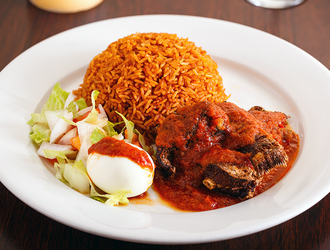Discover Ghanaian Cuisine in Worcester