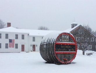Warm Up With These Events Happening at Hardwick Winery This Winter