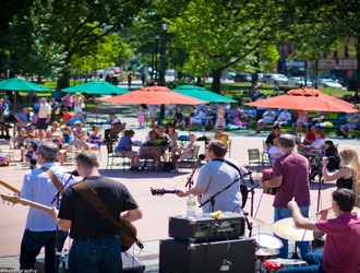 Outdoor Concert Series Starts June 22