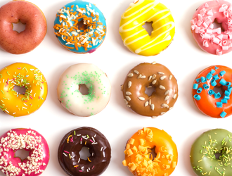 5 Places To Find The Best Donuts