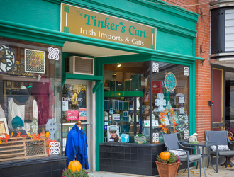 Visit This Charming Irish Store