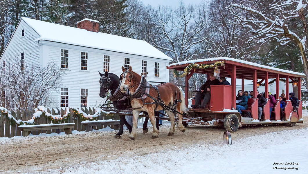 Three Winter Getaway Ideas in Central Mass