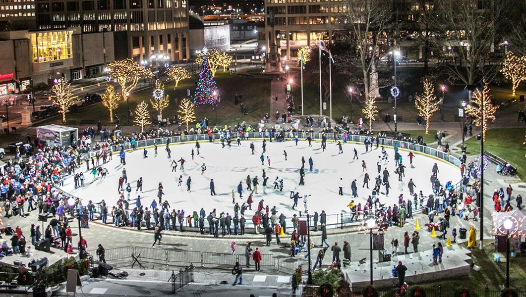 Ways to Celebrate The Holidays in Central MA