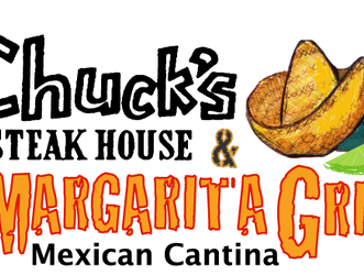 Spending the Night? Receive 10% off at Chuck's Steak House / Margaritagrill