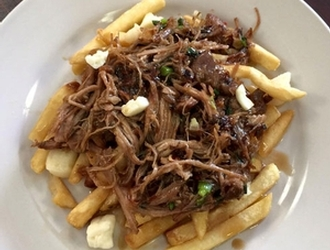 French Canadian Poutine, Rutland