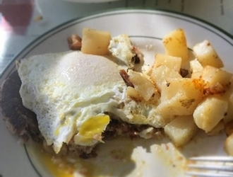 Diner Corned Beef Hash, Spencer