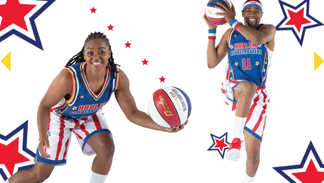 10 Reasons to Attend The Harlem Globetrotters!